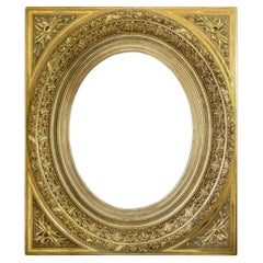 Antique 18th Century Giltwood Frame