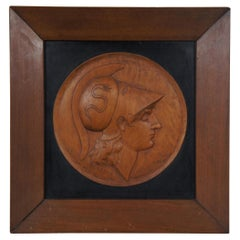 1930s Wall-mounted Sculptures