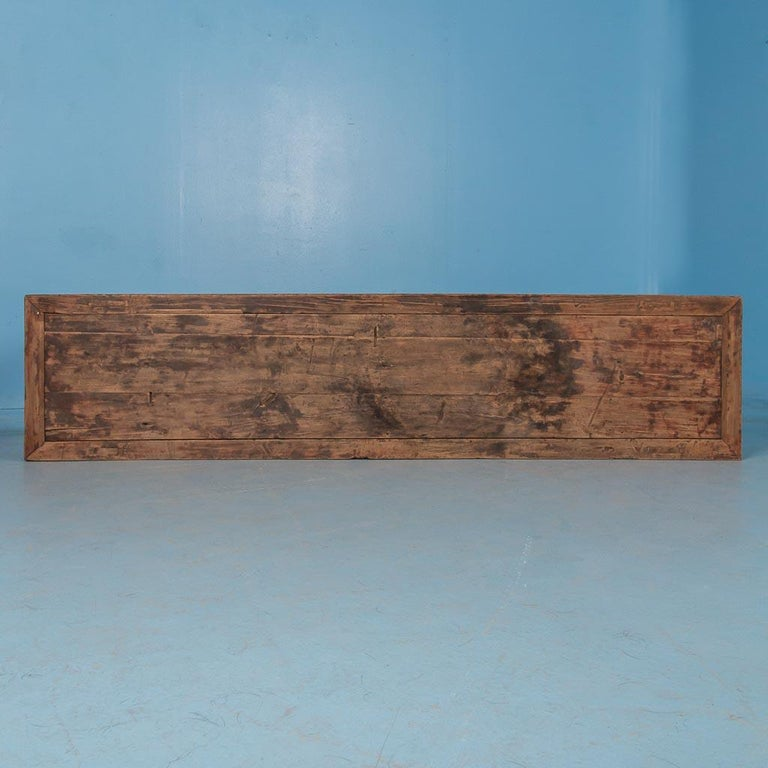Antique 19th Century Chinese Console Table For Sale 4