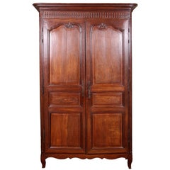 Antique 19th Century French Armoire
