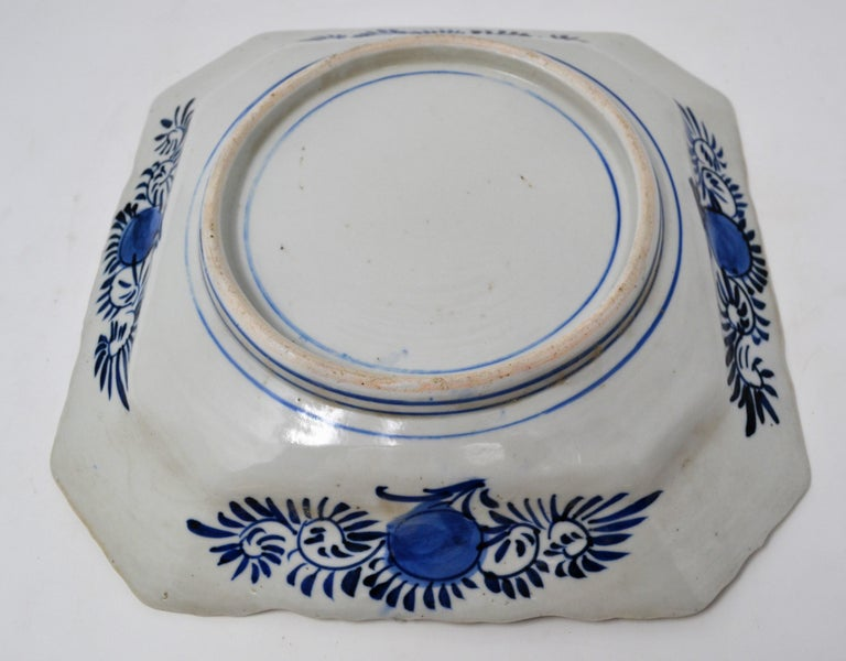 Antique 19th Century Japanese Imari Charger For Sale 2