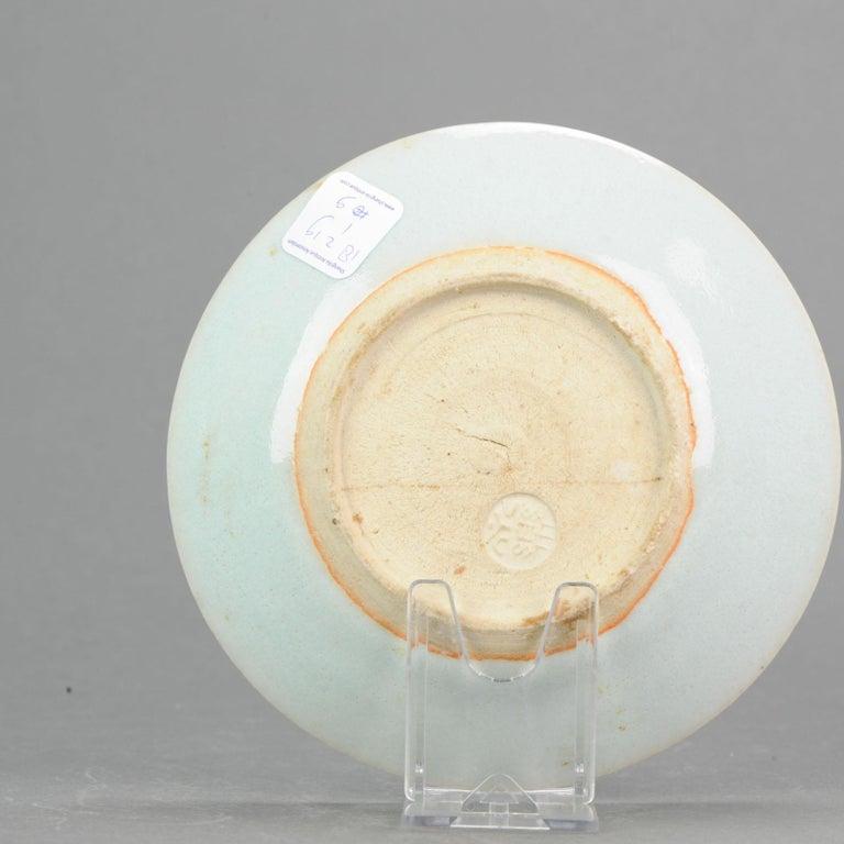 Antique 19th Century Japanese Porcelain Eiraku Ninsei Kaiseki Plates For Sale 5