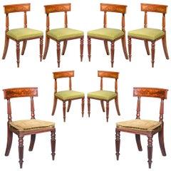 Antique 19th Century Regency Dining Chairs, circa 1815