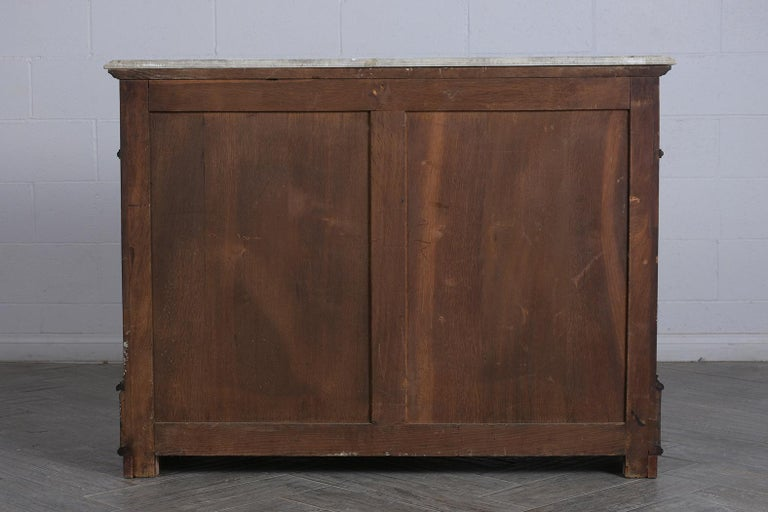 19th Century Regency Chest of Drawers For Sale 5