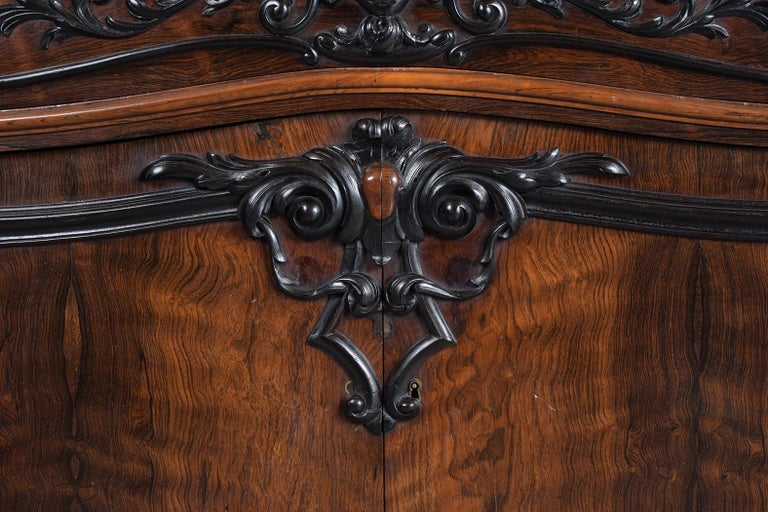 19th Century Regency Chest of Drawers In Good Condition For Sale In Los Angeles, CA