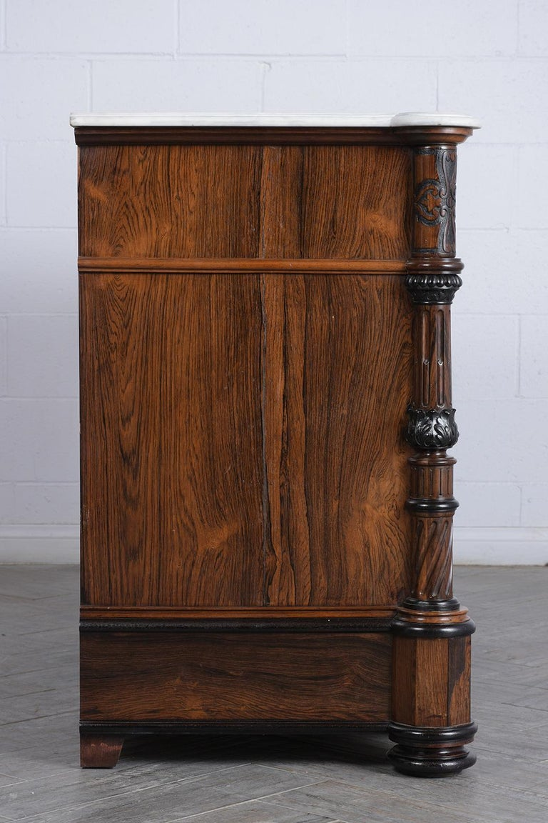 19th Century Regency Chest of Drawers For Sale 4