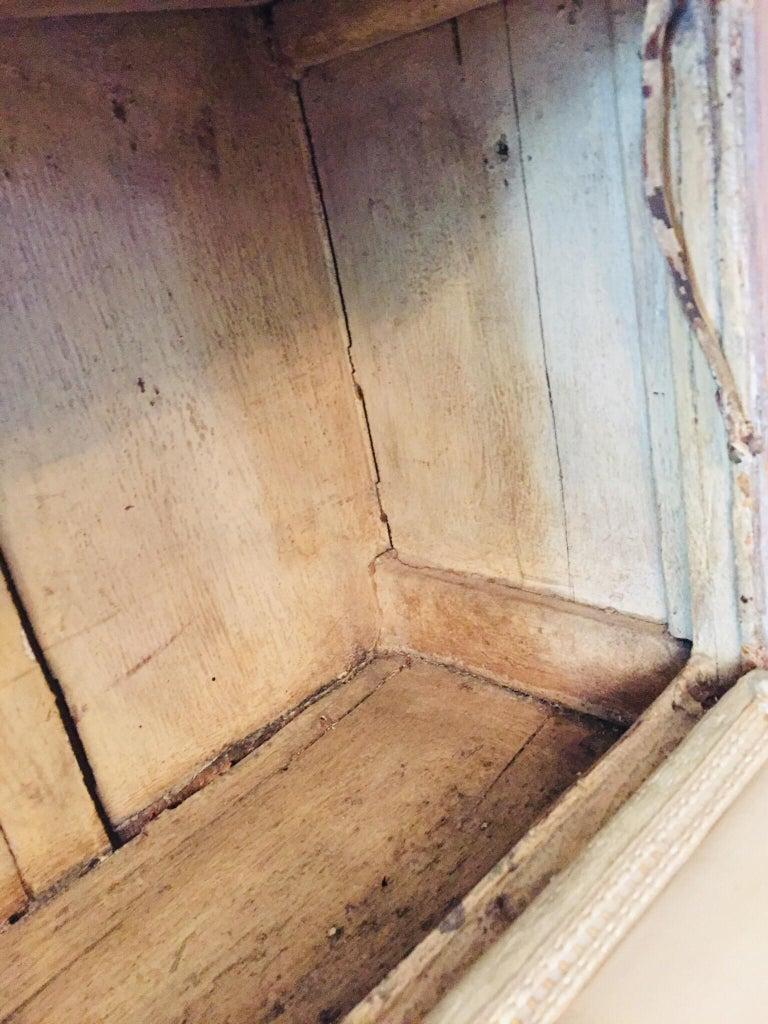 Antique 19th Victorian Curio Cabinet Secretary Desk For Sale 5
