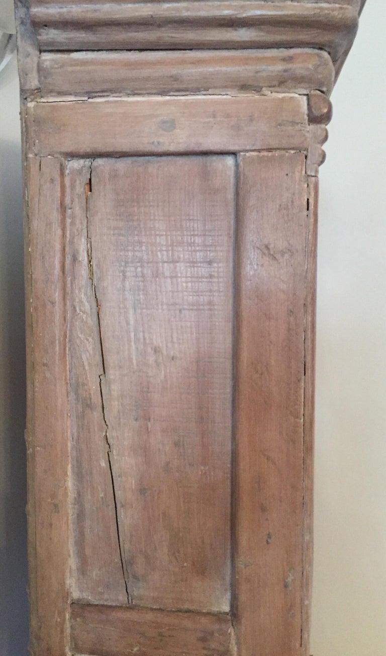 Antique 19th Victorian Curio Cabinet Secretary Desk For Sale 11