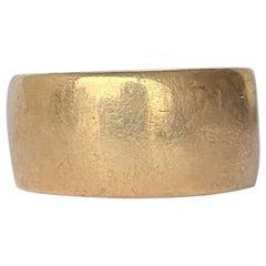 Antique 9 Carat Gold Band