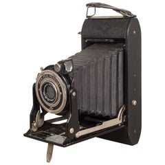 Antique Agfa PD16 Readyset Folding Camera, circa 1935