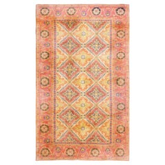 Antique Agra, Cotton Rug