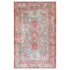 Antique Agra Cotton Rug