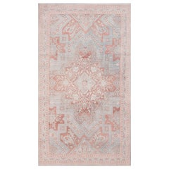 Antique Agra Cotton Rug