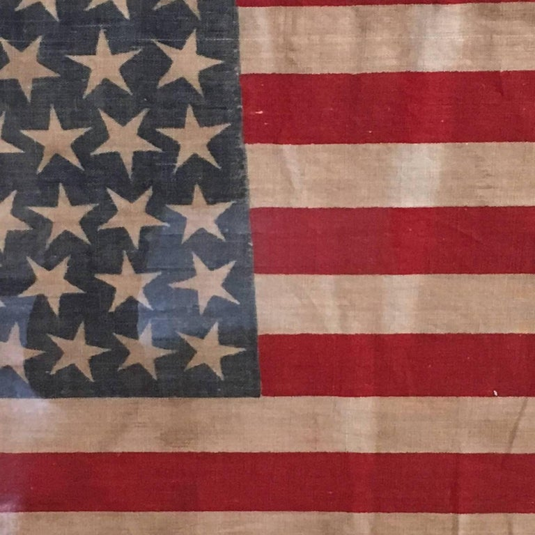 Other Antique American 46 Star Flag from 1908 For Sale