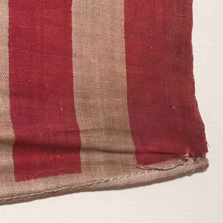 Antique American 46 Star Flag from 1908 In Excellent Condition For Sale In Nantucket, MA