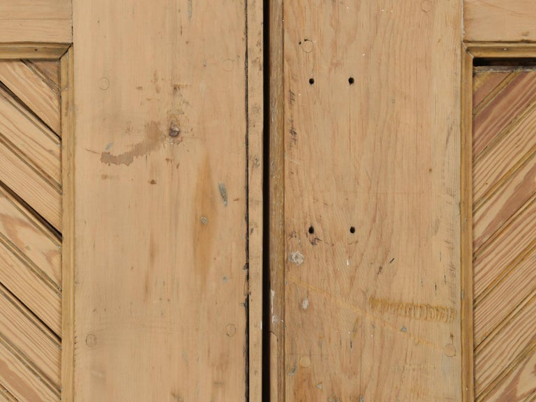 Antique American Barn Or Garage Doors From The 1890s For