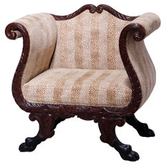 Neoclassical Armchairs