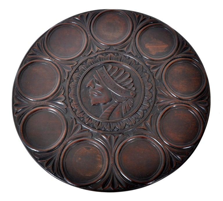 Antique American Federal Mahogany Tilt-Top Supper Table, circa 1790 For Sale 4