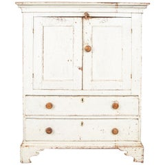 Antique American Painted Chest