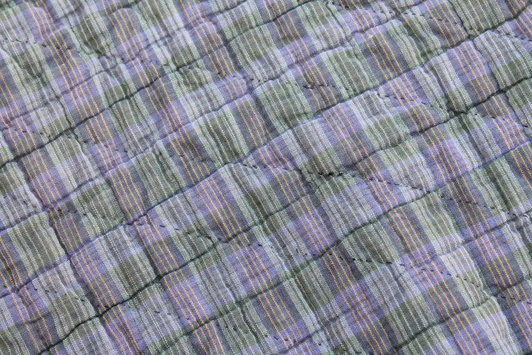 20th Century Antique Amish Quilt Nine Patch For Sale