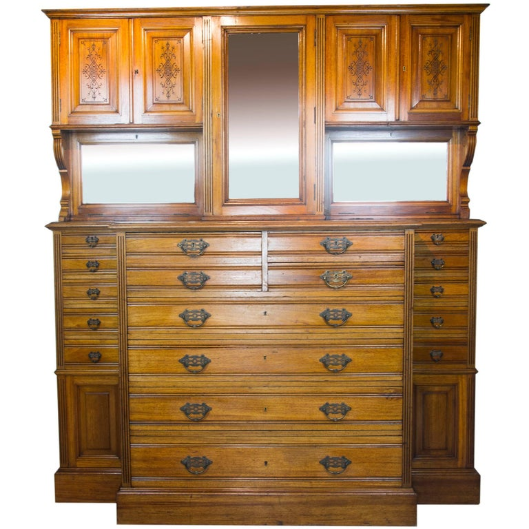 Apothecary Furniture For Sale: Antique Apothecary Cabinet, Antique Dentist Cabinet