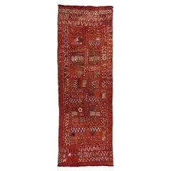 Antique Arabi Runner
