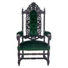 Antique Armchair, France, circa 1880