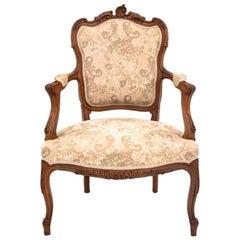 Antique Armchair from the Interwar Period