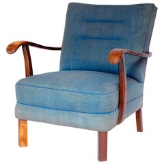 "Antique Armchair ""Thonet""."
