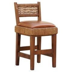 Antique Art & Crafts Movement Childs Chair