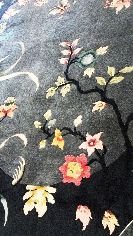 Antique Art Deco Carpet For Sale 3