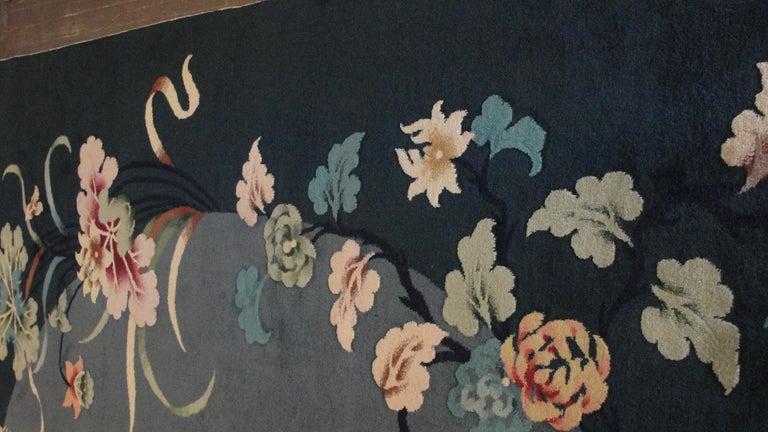 Antique Art Deco Carpet For Sale 4