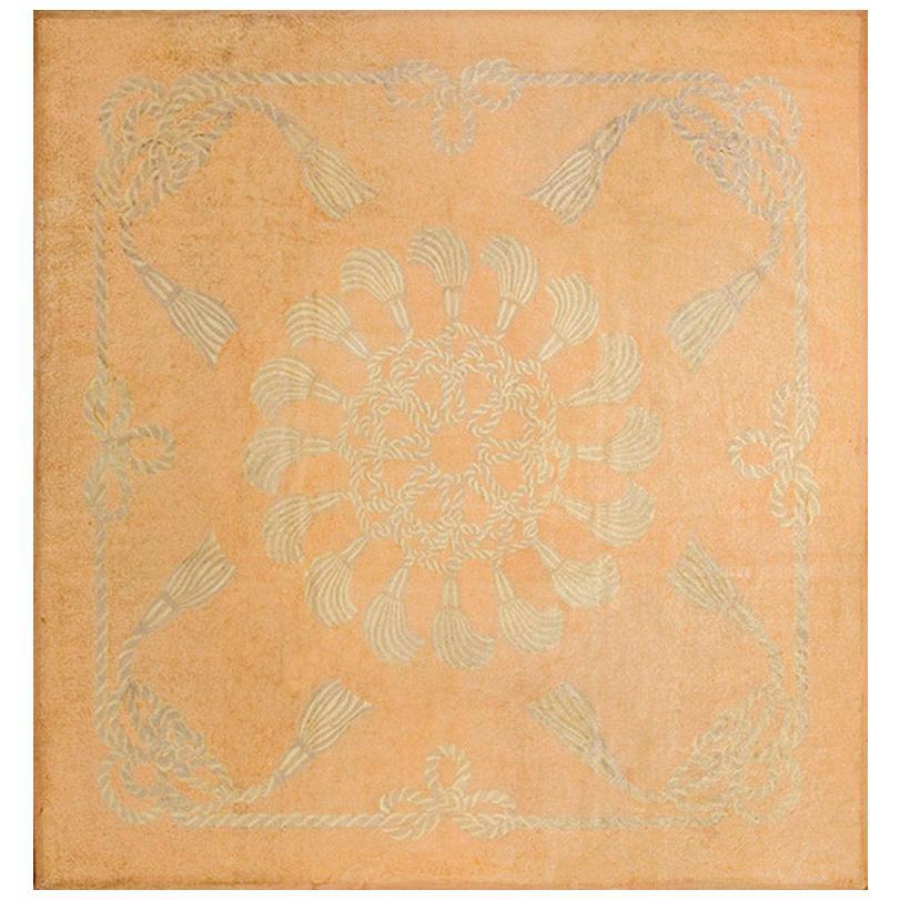French Art Deco Carpet by Ernest Boiceau
