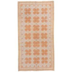 Antique Art Deco Spanish Carpet, circa 1920s