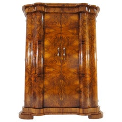 Antique Art Deco Wardrobe