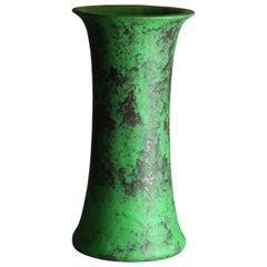 Antique Arts & Crafts Weller Art Pottery Coppertone Vase, Circa 1920