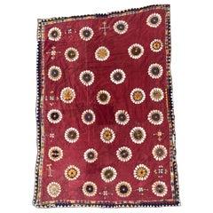 Antique Asian Oriental Patchwork