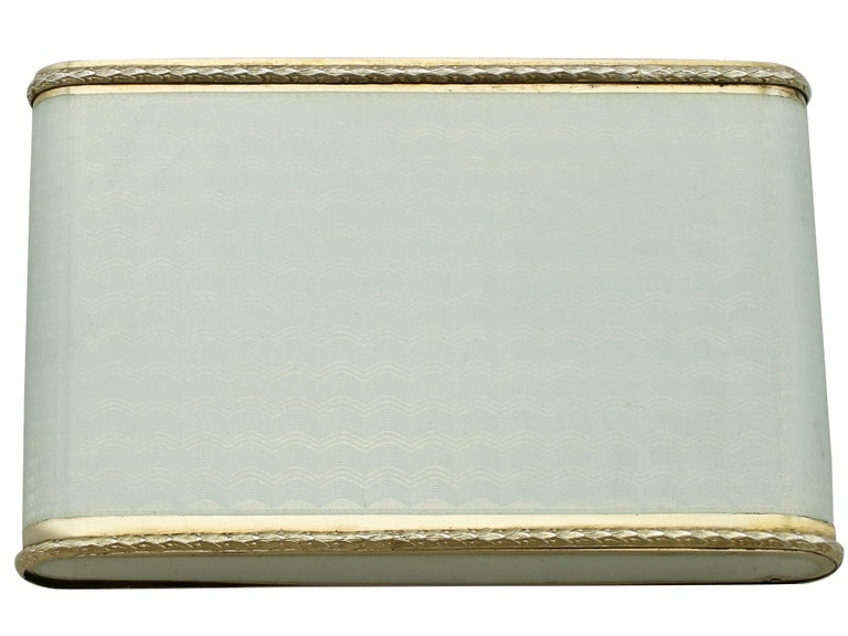 An exceptional, fine and impressive antique Austro-Hungarian silver and enamel box; an addition to our ornamental silverware collection.  This exceptional antique Austro-Hungarian silver and enamel box has a rectangular rounded form.  The