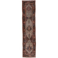 Antique Bakhtiary Runner