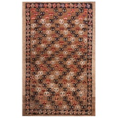 Antique Bakshaiesh Rug