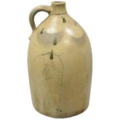 Antique Bangor Stoneware Five Gallon Jug Bangor Maine