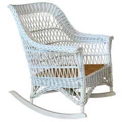 Antique Bar Harbor Rocker