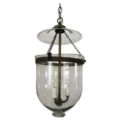 Antique Belgian Bell Jar