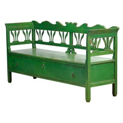 Early 20th Century Benches