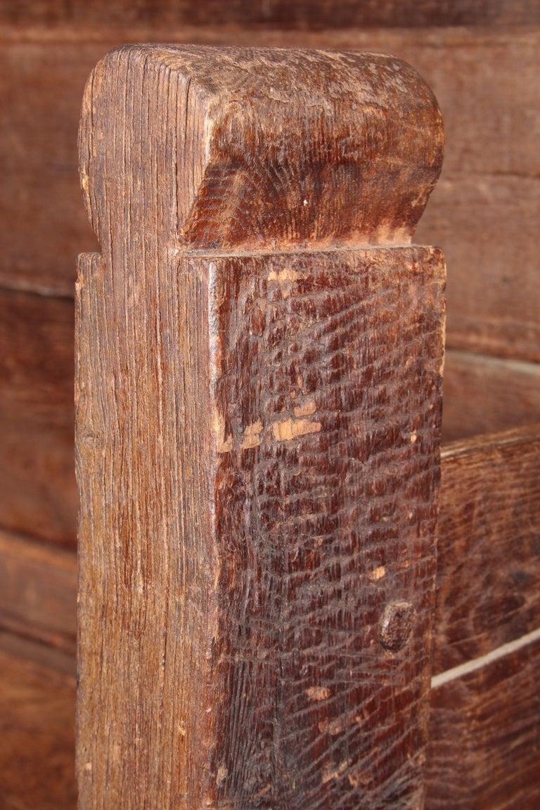 European Antique Bench For Sale