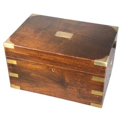 Antique Benson & Hedges Humidor