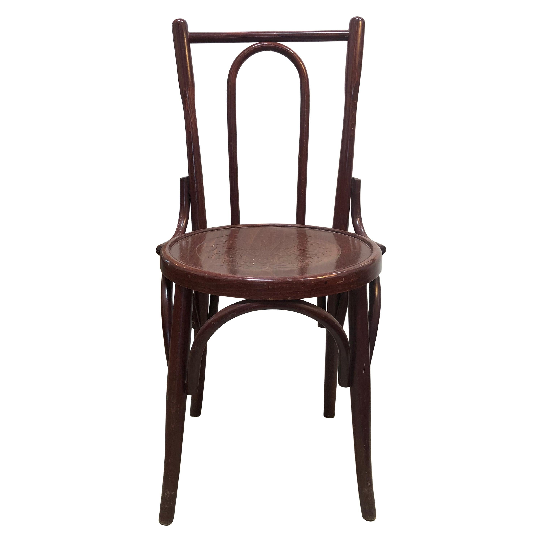 Antique Bentwood Thonet Chair
