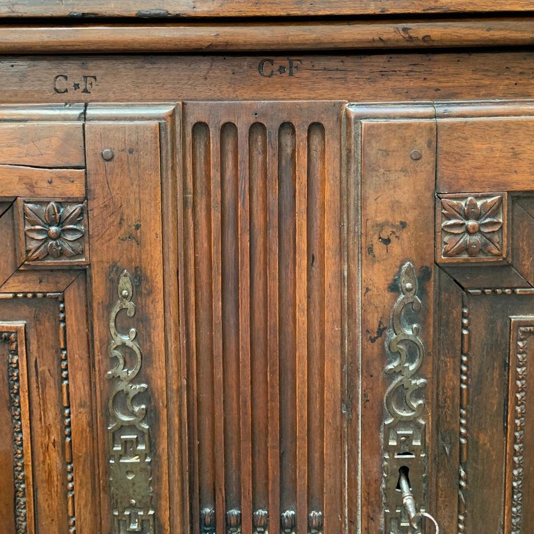 Antique Bibliotheque by F. C. Menant, Louis XVI Style 18th Century, French For Sale 2