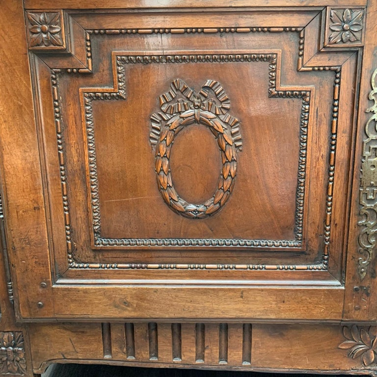 Antique Bibliotheque by F. C. Menant, Louis XVI Style 18th Century, French For Sale 3