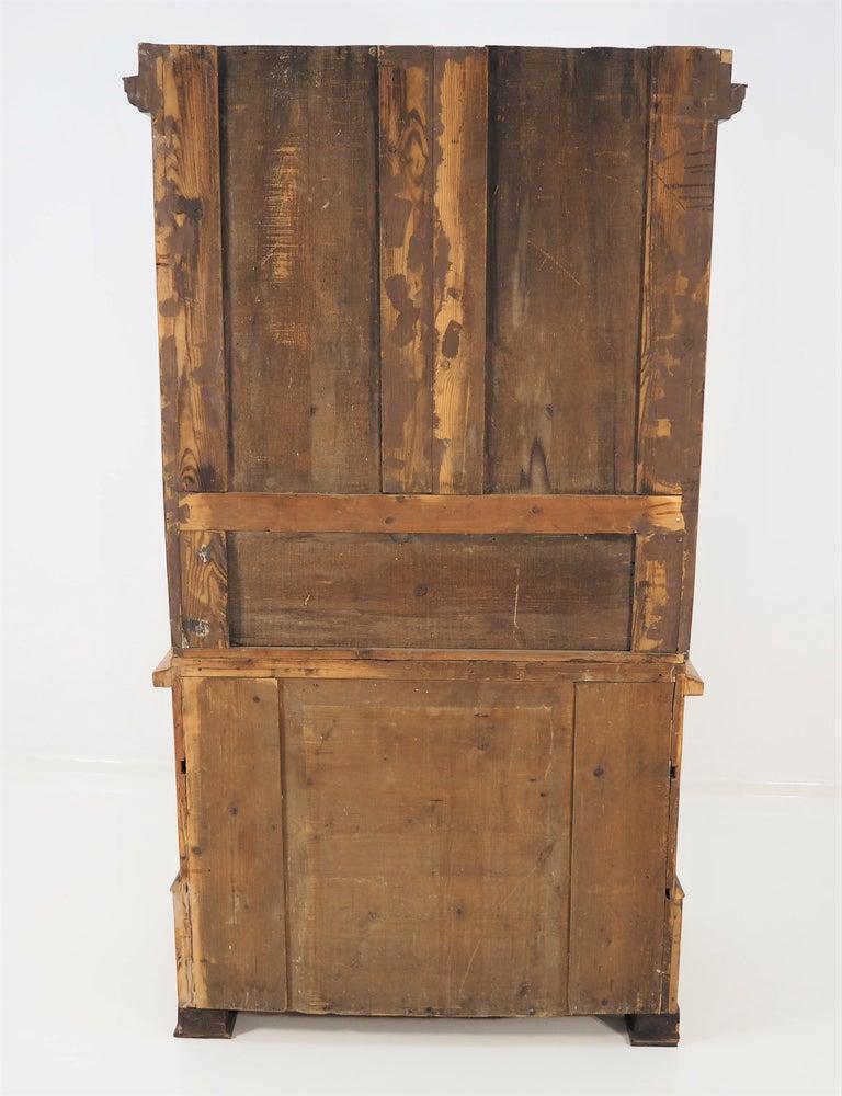 Antique Biedermeier Cupboard For Sale 7